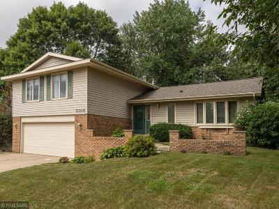 Rochester, Rochester Twp Single Family Home For Sale: 3315 9th Avenue NW