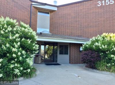 Eagan Condo/Townhouse For Sale: 3155 Coachman Road #205