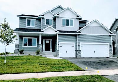 Hugo Single Family Home For Sale: 16012 Ethan Trail N