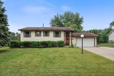 Apple Valley Single Family Home For Sale: 405 Walnut Lane