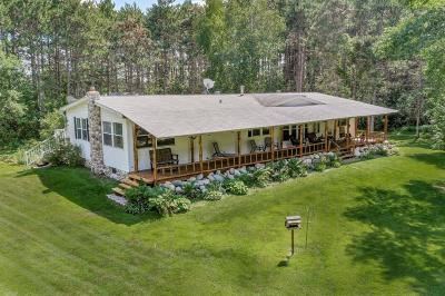 Oxford Twp MN Single Family Home For Sale: $335,000