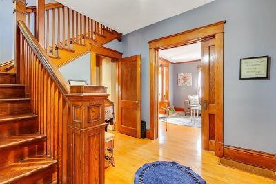 Willmar Single Family Home For Sale: 411 Becker Avenue SE