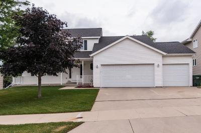 Rochester, Rochester Twp Single Family Home For Sale: 4338 Savannah Drive NW
