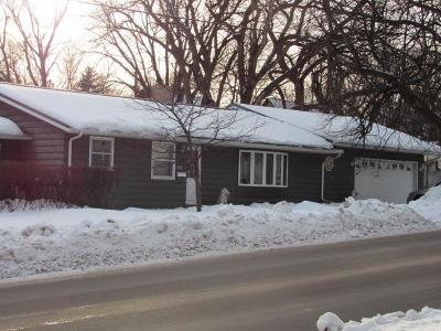 Clara City, Montevideo, Dawson, Madison, Marshall, Appleton Single Family Home For Sale: 101 S 10th Street