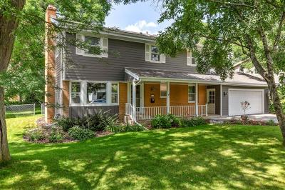 Edina Single Family Home For Sale: 6004 Saint Johns Avenue