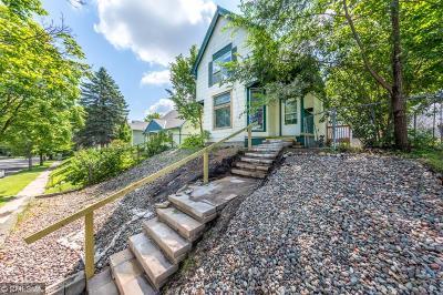 Saint Paul MN Single Family Home For Sale: $179,900
