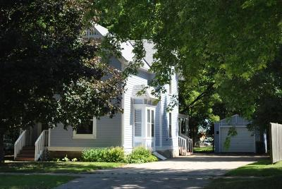 Clara City, Montevideo, Dawson, Madison, Marshall, Appleton Single Family Home For Sale: 209 S 4th Street