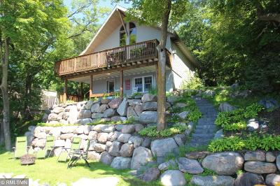Anoka County, Isanti County, Sherburne County, Wright County, Mille Lacs County, Kanabec County, Ramsey County, Washington County, Hennepin County, Chisago County Single Family Home For Sale: 15291 76th Street NW