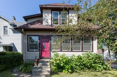 Saint Paul Multi Family Home For Sale: 1617 Payne Avenue