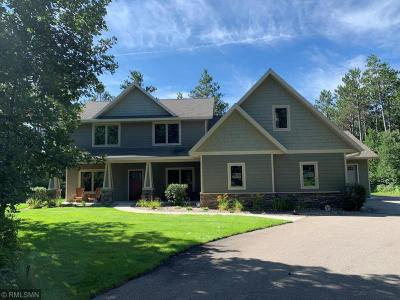 Pillager Single Family Home For Sale: 1189 132nd Street SW