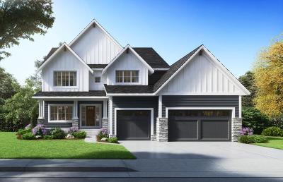 Plymouth Single Family Home For Sale: 4935 Alvarado Lane N