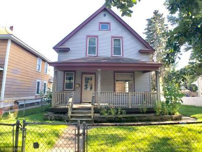 Saint Paul Single Family Home For Sale: 908 Sims Avenue E