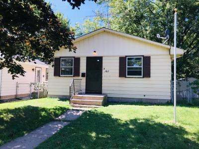 Saint Paul Single Family Home For Sale: 1569 Dale Street N