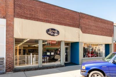 Lake City Commercial For Sale: 110 S Washington Street