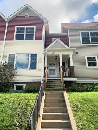Minneapolis Condo/Townhouse For Sale: 1603 E 24th Street