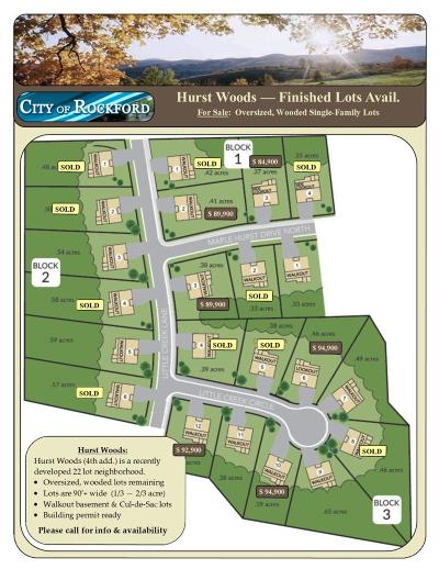 Residential Lots & Land For Sale: 4260 Maple Hurst Drive N