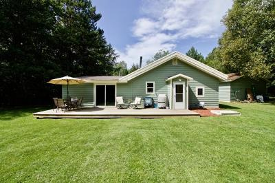 Emily Single Family Home For Sale: 44268 State Highway 6