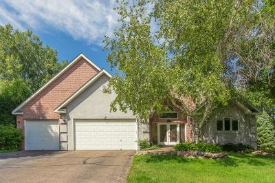 Eagan Single Family Home For Sale: 4359 Bent Tree Lane