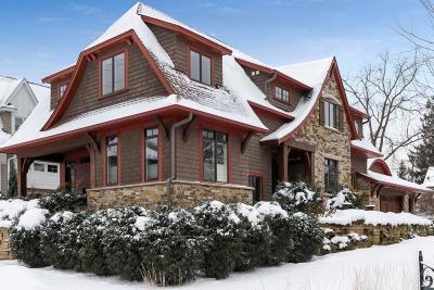 Wayzata Single Family Home For Sale: 207 Manitoba Avenue