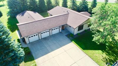 Marshall Single Family Home Contingent: 1007 Woodfern Drive