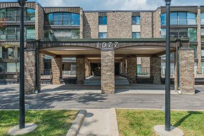 West Saint Paul Condo/Townhouse For Sale: 1077 Sibley Memorial Highway #605