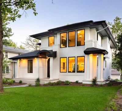 Minneapolis Single Family Home For Sale: 1907 W 49th Street