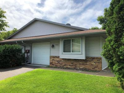 Anoka County, Carver County, Chisago County, Dakota County, Hennepin County, Ramsey County, Sherburne County, Washington County, Wright County Condo/Townhouse For Sale: 5411 72nd Circle N