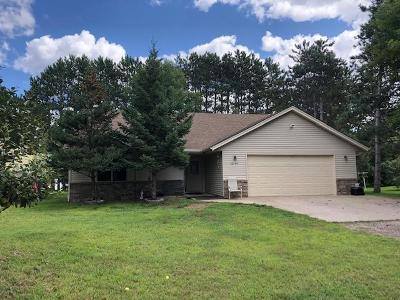 Isanti Single Family Home Contingent: 28390 Bay Shore Drive NW
