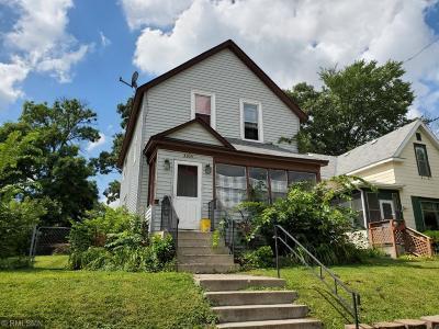 Minneapolis Single Family Home For Sale: 3105 Morgan Avenue N
