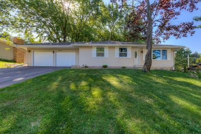 Burnsville Single Family Home For Sale: 13021 Lakeview Drive