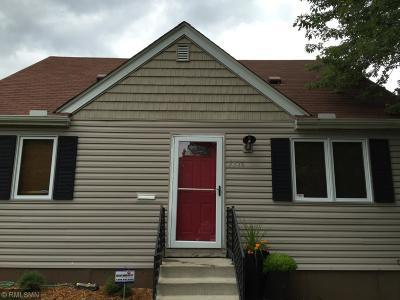 Minneapolis, Saint Paul Single Family Home For Sale: 5516 38th Avenue S