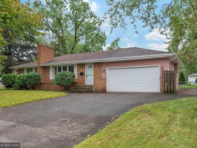 Richfield Single Family Home For Sale: 737 E 68th Street