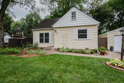 Minnetonka Single Family Home For Sale: 3508 Moorland Road