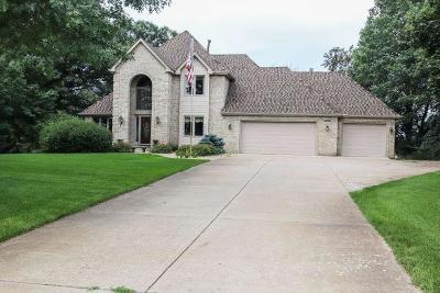 Ham Lake Single Family Home For Sale: 14048 Terrace Road NE
