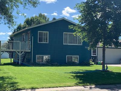 Willmar Single Family Home For Sale: 709 27th Avenue SW