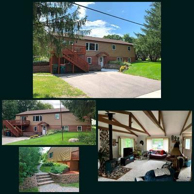 Long Prairie MN Single Family Home For Sale: $249,900