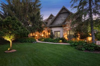 Minnetonka Single Family Home For Sale: 11405 Fetterly Road W