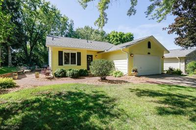 Shoreview Single Family Home For Sale: 1030 Mercury Drive W
