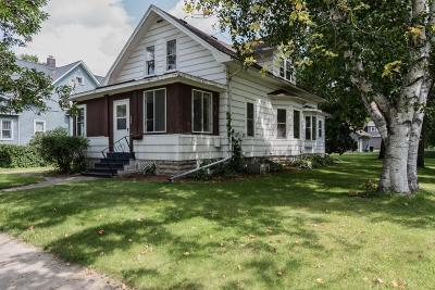 Willmar Multi Family Home For Sale: 707 & 705 4th Street SW