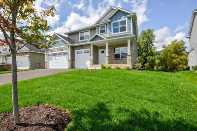 Coon Rapids Single Family Home For Sale: 12406 Alder Street NW