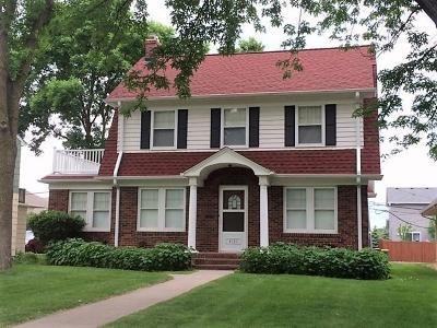 Robbinsdale Single Family Home For Sale: 4131 Quail Avenue N