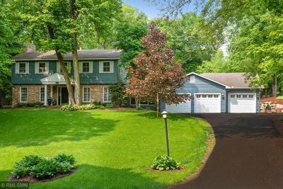 Minnetonka Single Family Home For Sale: 4808 Lamplighters Lane