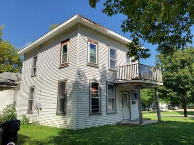Willmar Single Family Home For Sale: 800 Lake Avenue NW