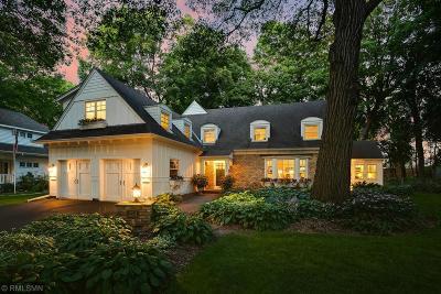 Wayzata Single Family Home For Sale: 224 Benton Avenue