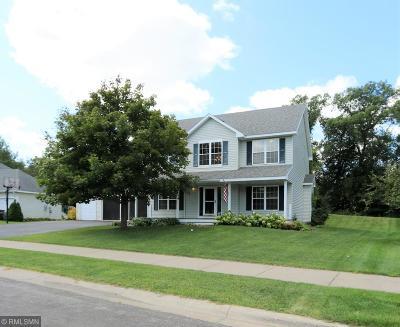 Elk River Single Family Home For Sale: 18498 Olson Street NW