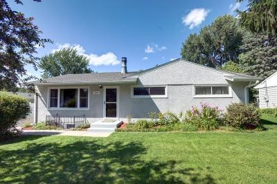 White Bear Lake MN Single Family Home For Sale: $289,900