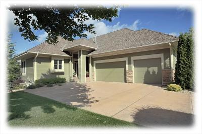 Plymouth MN Single Family Home For Sale: $554,900