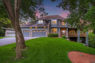 Minnetonka Single Family Home For Sale: 13795 Inverness Road
