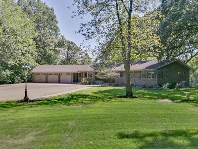 Ramsey Single Family Home For Sale: 9340 Highway 10 NW