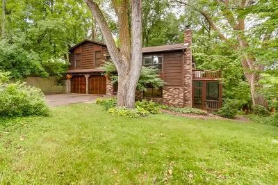 Roseville Single Family Home For Sale: 468 Woodruff Avenue